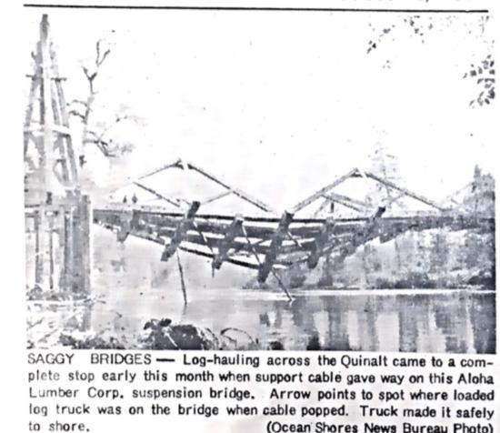Aloha Washington Bridge Collapse