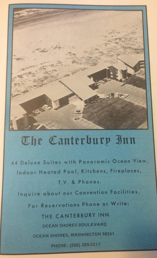 canterbury inn old ad ocean shores