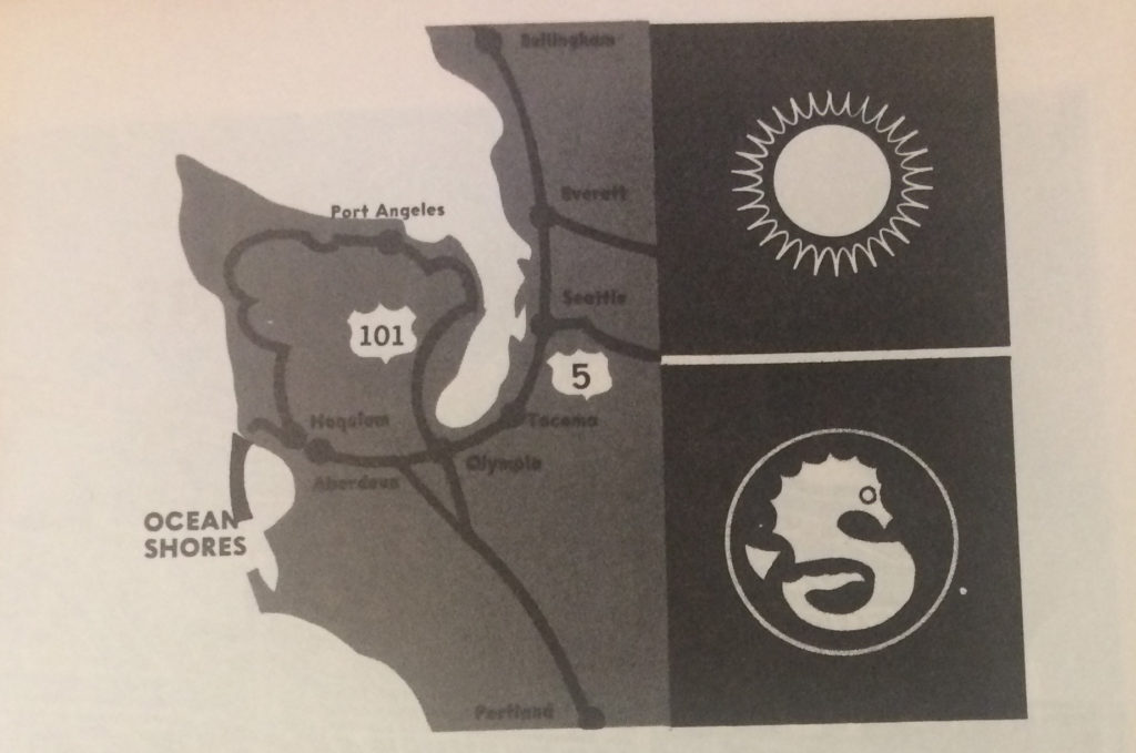 Seattle to Ocean Shores