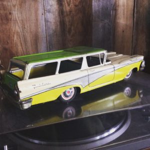 1950s ford fairlane wagon