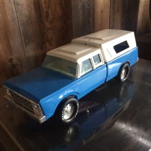 Nylint Blue Truck with canopy