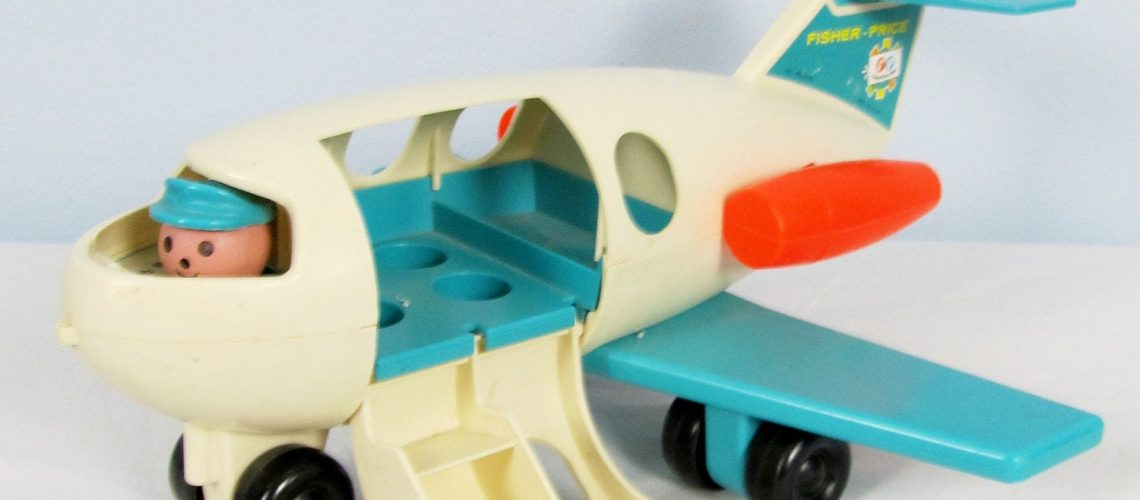 fisher price plane